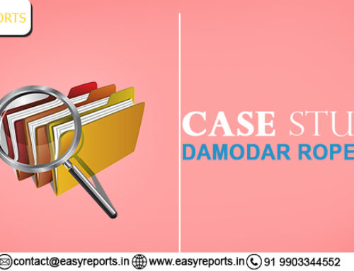 The association of EasyReports with Damodar Ropeways
