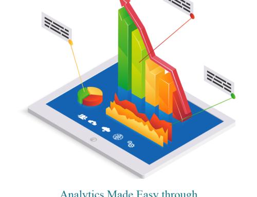 Analytics Made Easy through Data Visualization