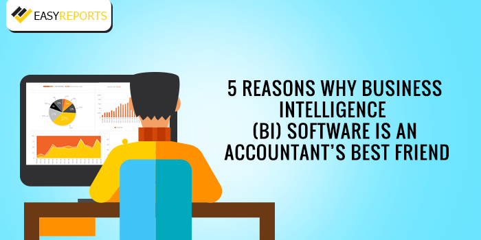 5 reasons why Business Intelligence (BI) software is an accountant's best friend