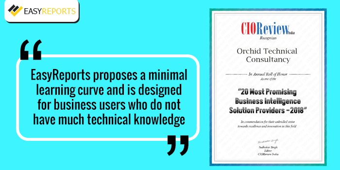 CIO Review Award Orchid Technical Consultancy