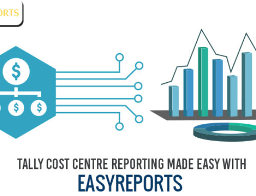 Cost Centre Reporting in Tally