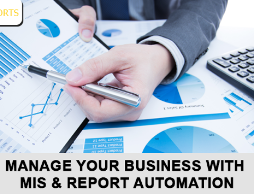 Manage your business with MIS & Report automation