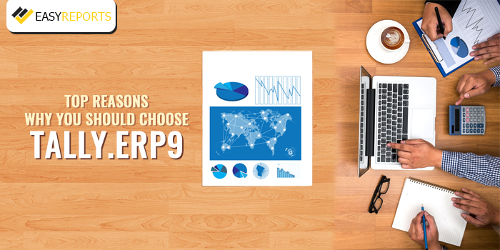 tally ERP 9- Reasons to Choose
