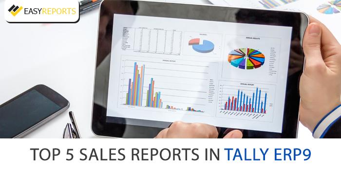 TOP 5 Sales Report