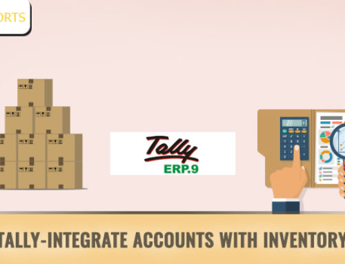Tally-Integrate Accounts with Inventory