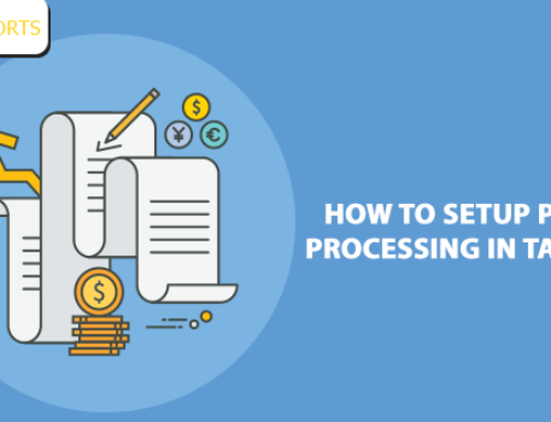 How to Set-up Payroll Processing in Tally.ERP9