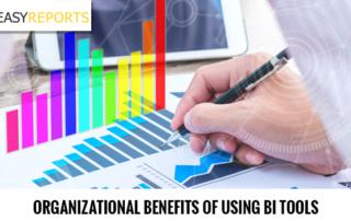 Benefits of using BI tools