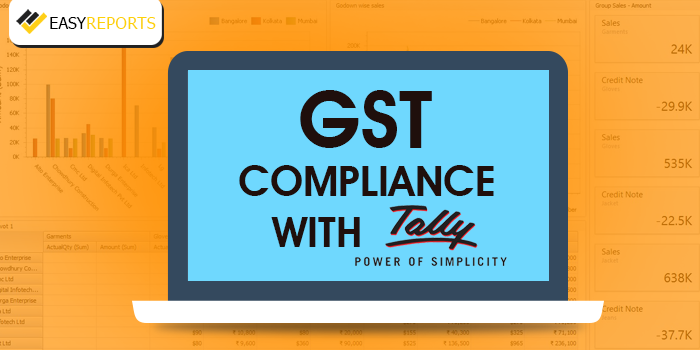 GST Compliance with Tally ERP9