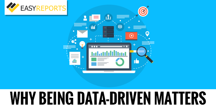 Why being data driven matters BLOG POST