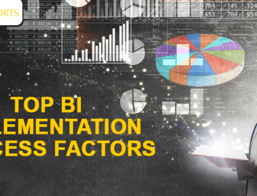 Top BI Implementation Success Factors