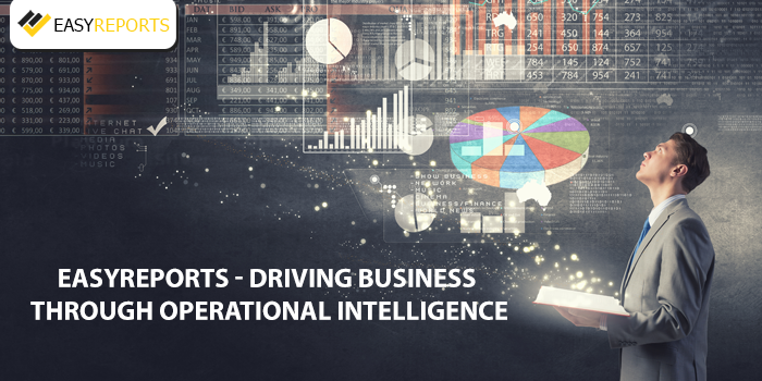 Driving Business through operational Intelligence