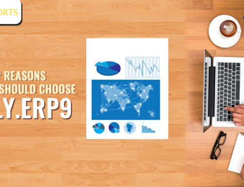 Top Reasons why you should choose Tally.ERP9