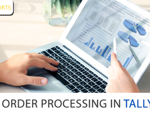 Sales Order Processing in Tally ERP9
