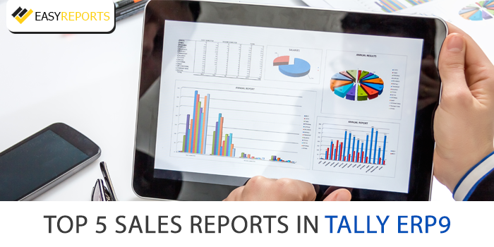 TOP 5 Sales Report