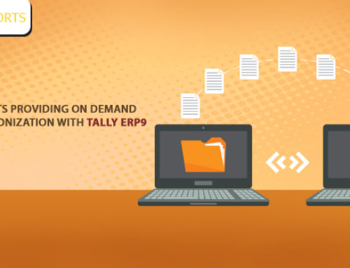 EasyReports Tally Integration– Providing on Demand Data Synchronization with Tally ERP9