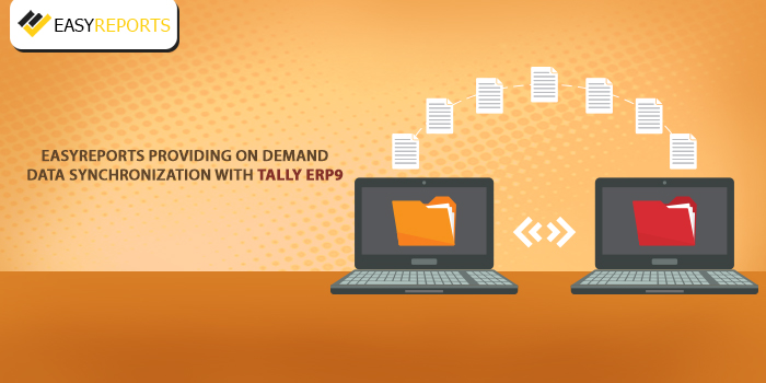 demand data synchronization with Tally ERP9