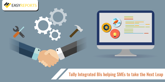 Tally Integrated BIs helping SMEs-to-take-the-Next-Leap