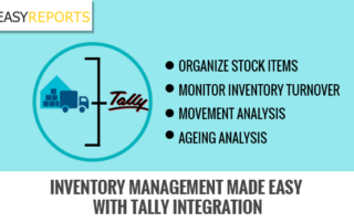 Inventory Management Made Easy with Tally Integration