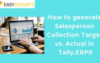 Collection Target vs Salesperson