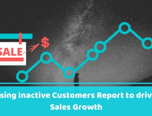 Using Inactive Customers Report to drive Sales Growth