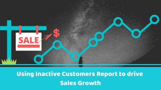 Inactive customer report