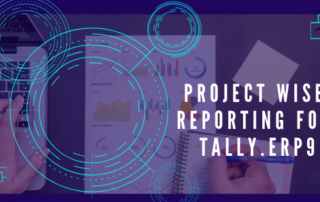 Project wise reporting for Tally.ERP9